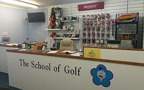 Belfairs pro Shop