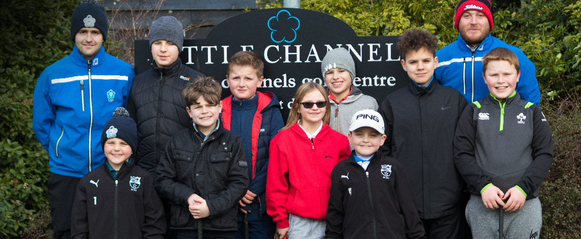 Junior Golf Academy – Fortnightly on a Saturday morning