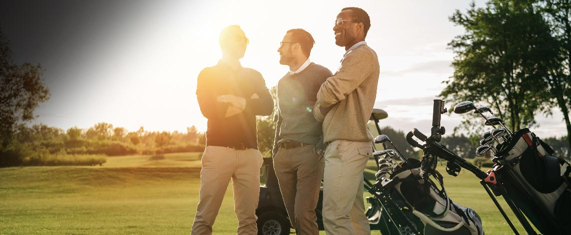 Looking to improve your golf short or long game?